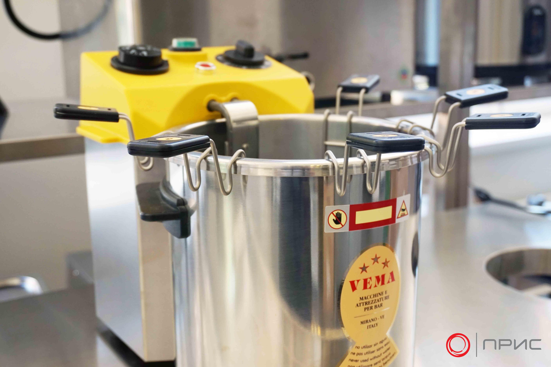 Яйцеварка Vema - профессиональный аппарат для отваривания яиц